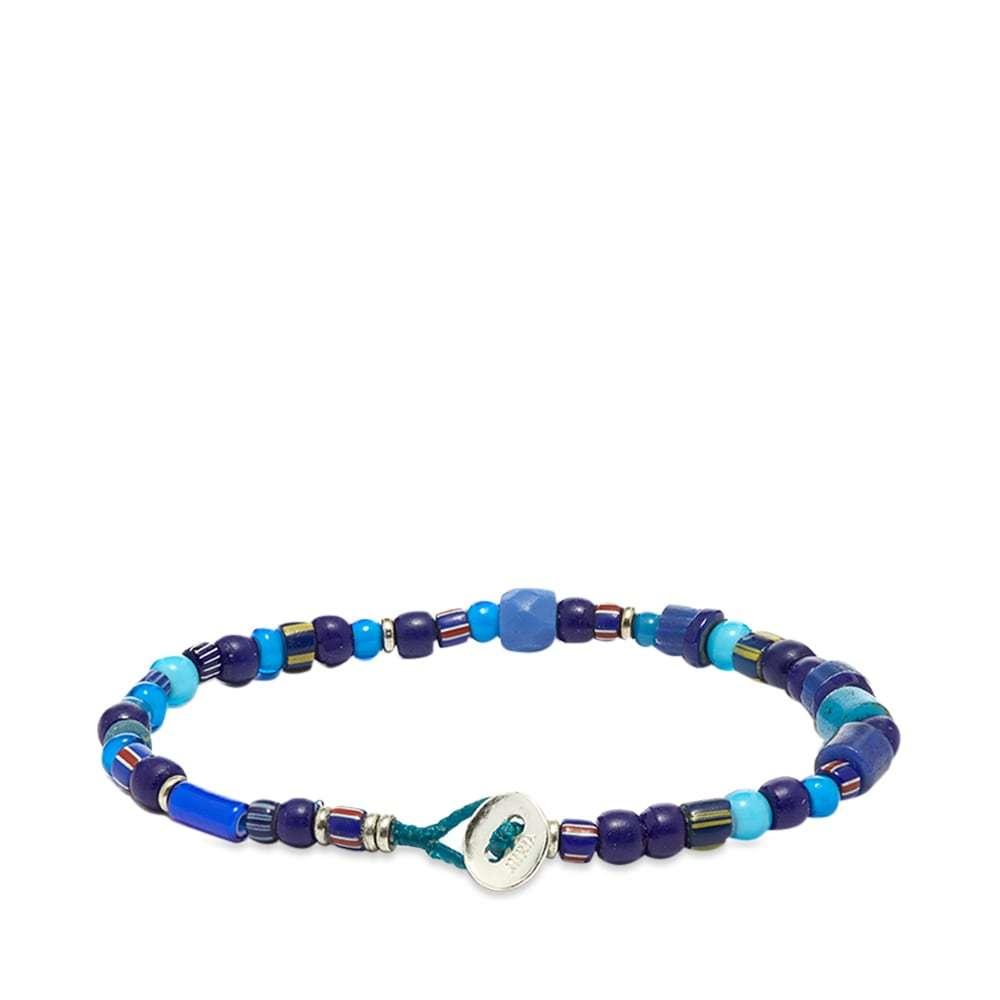 Photo: Mikia Multi Trade Beads Bracelet