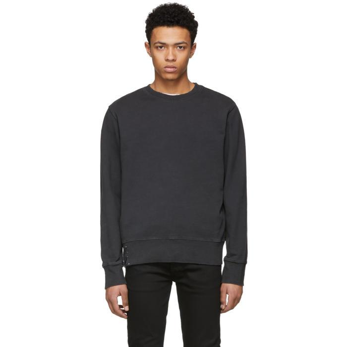 Ksubi Black Pins Sweatshirt