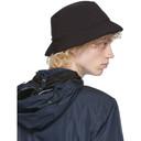C.P. Company Black Logo Bucket Hat