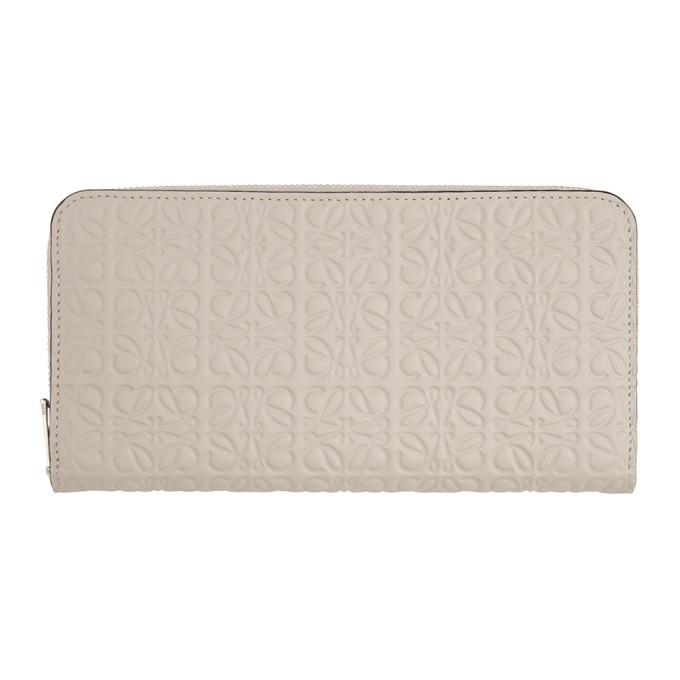 Photo: Loewe Off-White Repeat Logo Wallet