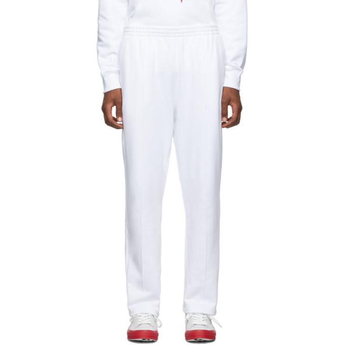 Photo: Converse White Golf Le Fleur* Edition Terry Lounge Pants