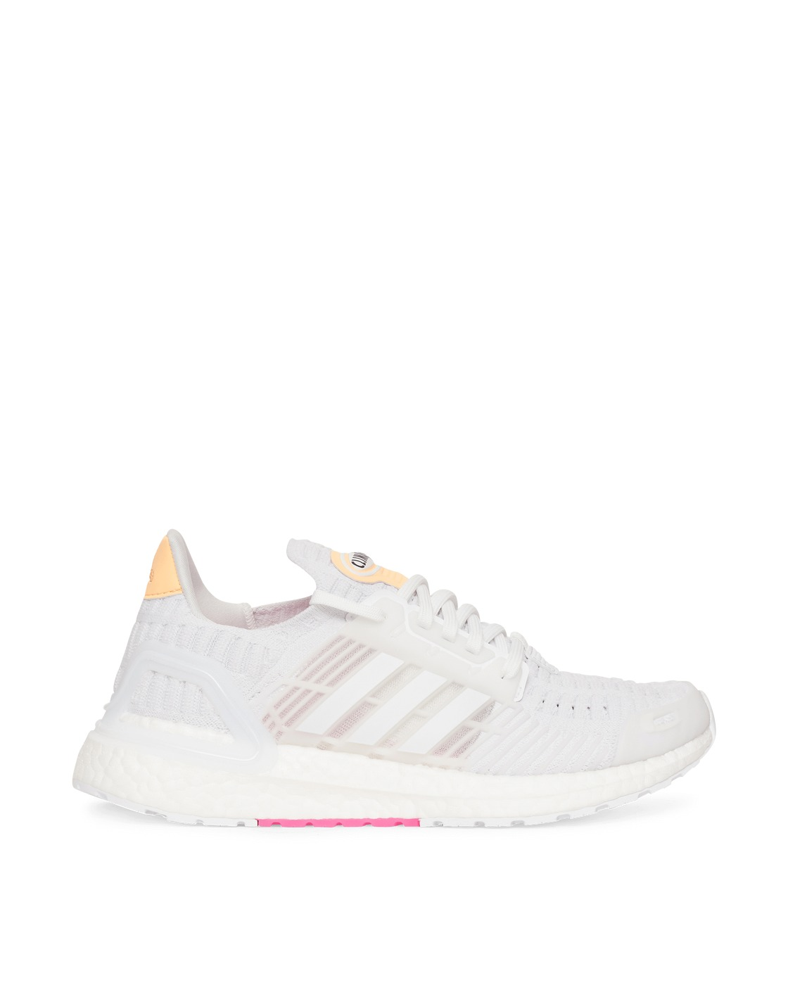 Adidas Originals Ultraboost Dna Cc 1 Sneakers Ftwr White/Acid Orange