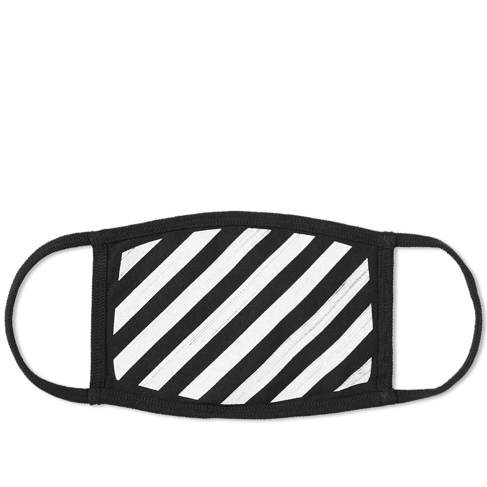 Photo: Off-White Diagonal Mask