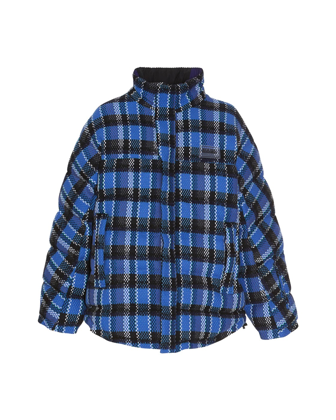 Photo: Napapijri X Martine Rose A Acho Jkt Check 36 Blue