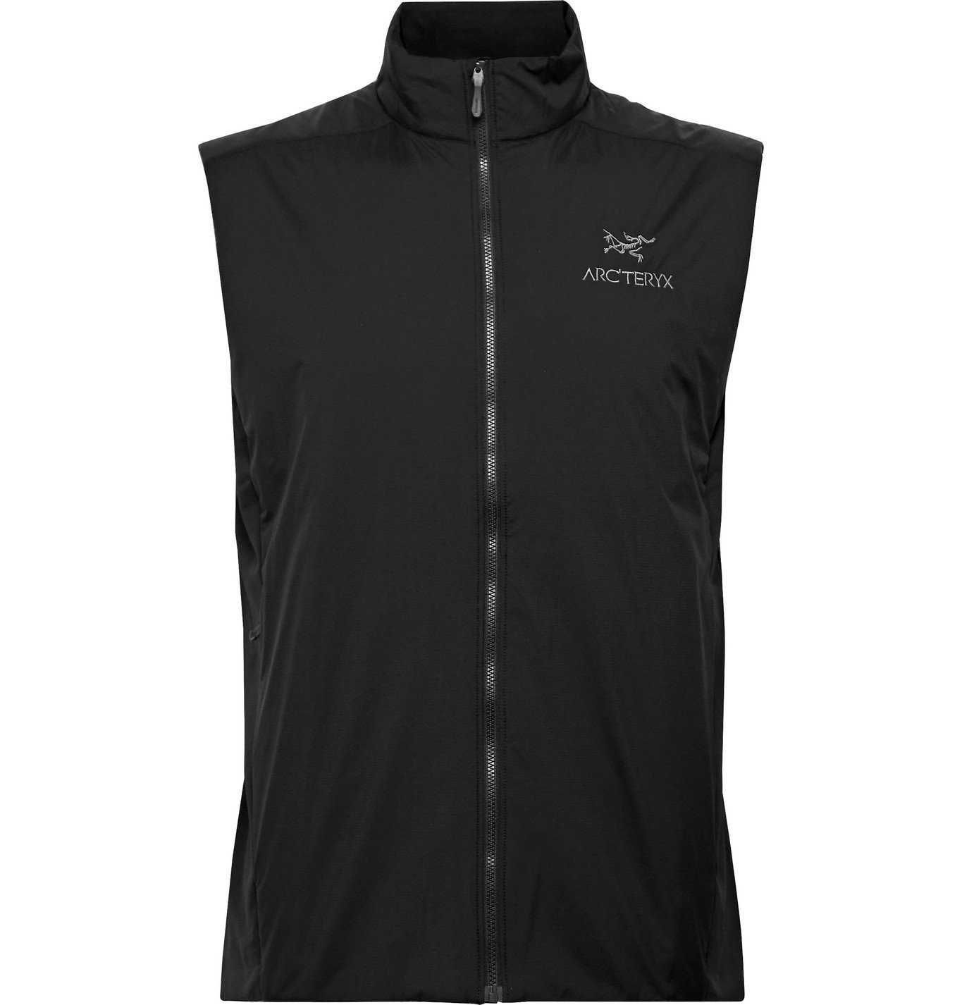 Photo: Arc'teryx - Atom LT Coreloft Fleece-Trimmed Tyono 20 Gilet - Black