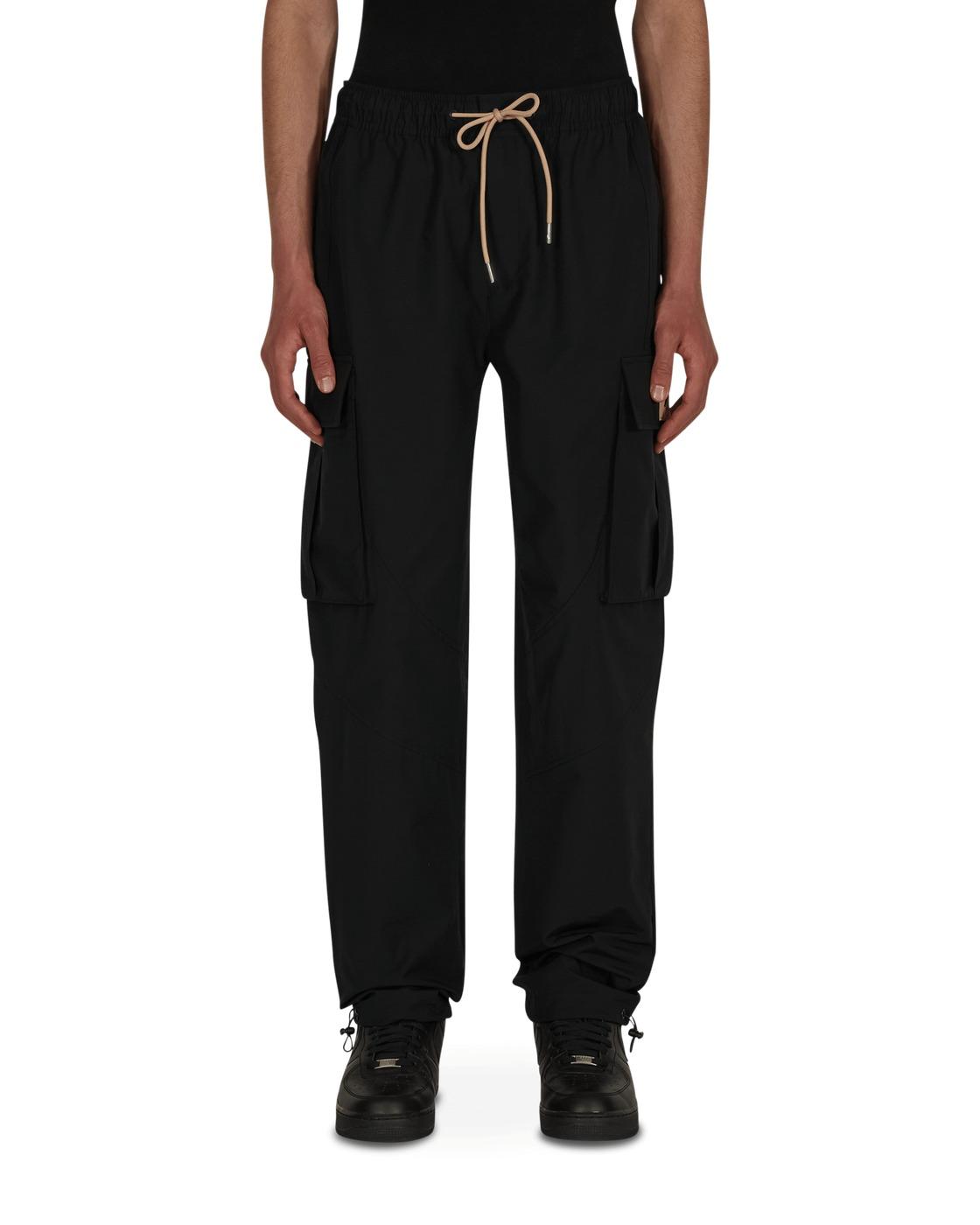 Photo: Nike Jordan Flight Heritage Cargo Pants Black/Hemp