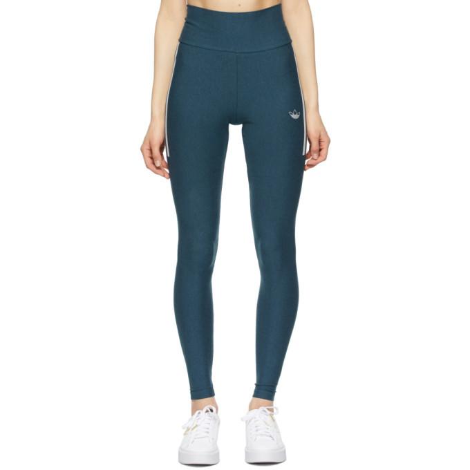 adidas Originals Blue Fakten Leggings