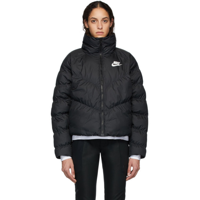 Photo: Nike Black NSW Sportswear Jacket