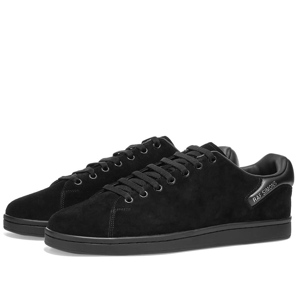 Photo: Raf Simons Orion Suede Cupsole Sneaker