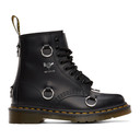 Raf Simons Black Dr. Martens Edition 1460 Boots
