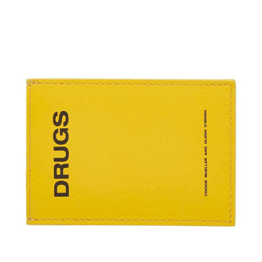 Photo: Raf Simons Drugs Card Holder