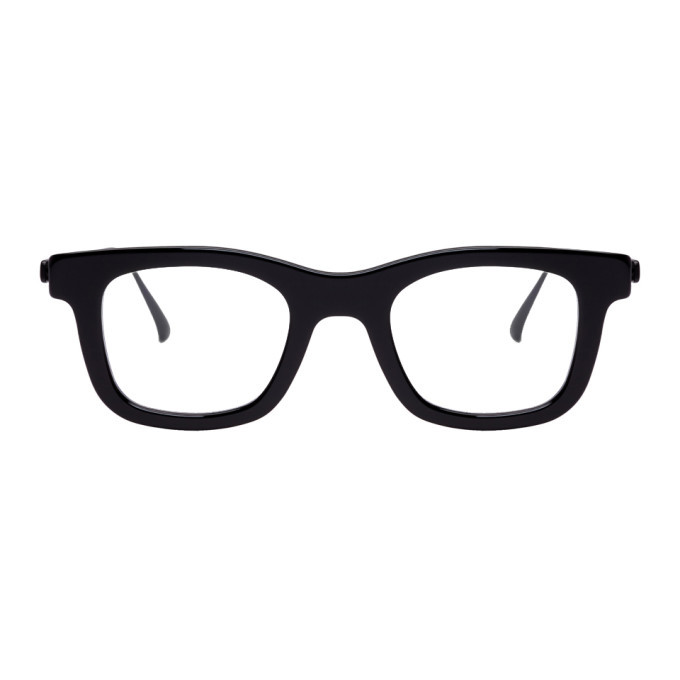 Photo: Thierry Lasry Black Sketchy Glasses