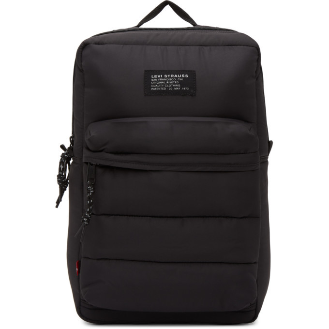 Photo: Levis Black L Pack Backpack