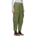 3.1 Phillip Lim Green Utility Cargo Trousers