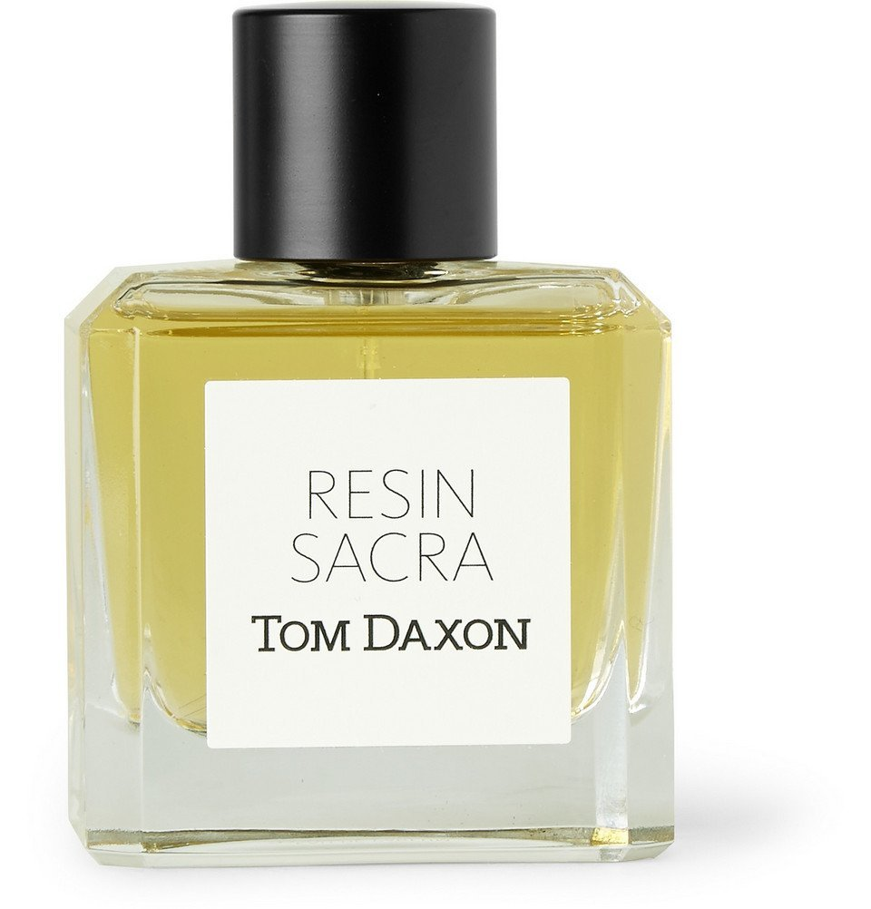 Photo: Tom Daxon - Resin Sacra Eau de Parfum - Frankincense, Vetiver, 50ml - Colorless