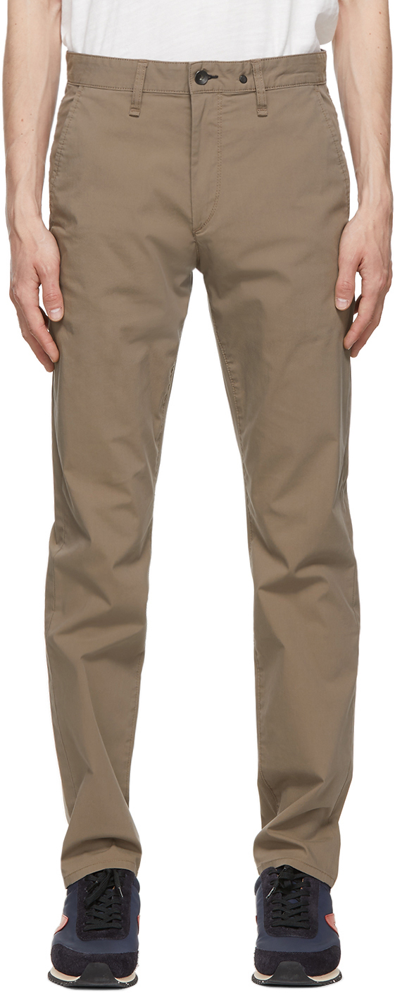 Photo: rag & bone Brown Fit 2 Chino Trousers