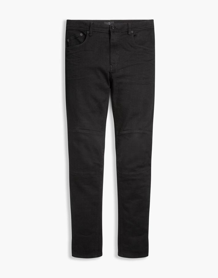 Belstaff Tattenhall Skinny Fit Trousers Black