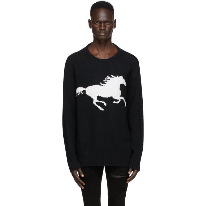 Photo: Nahmias SSENSE Exclusive Black Stallion Sweater