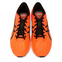 Asics Orange and Black Novablast Tokyo Sneakers