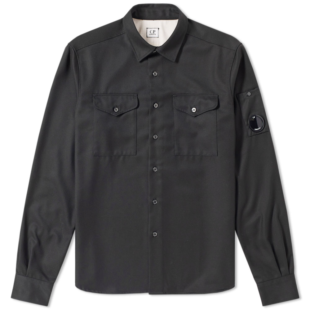 C.P. Company Military Arm Lens Overshirt