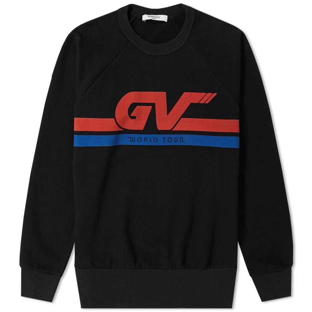 Photo: Givenchy GV Tour Sweat