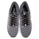 Asics Grey and Silver Gel-Nimbus 22 Platinum Sneakers