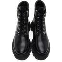 3.1 Phillip Lim Black Double Zip Kate Boots