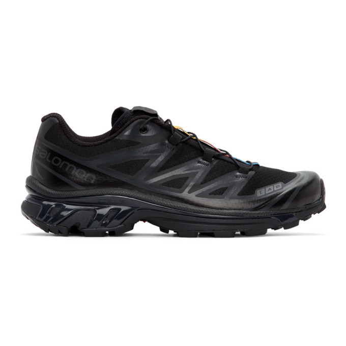 Photo: Salomon Black Limited Edition XT-6 ADV Sneakers