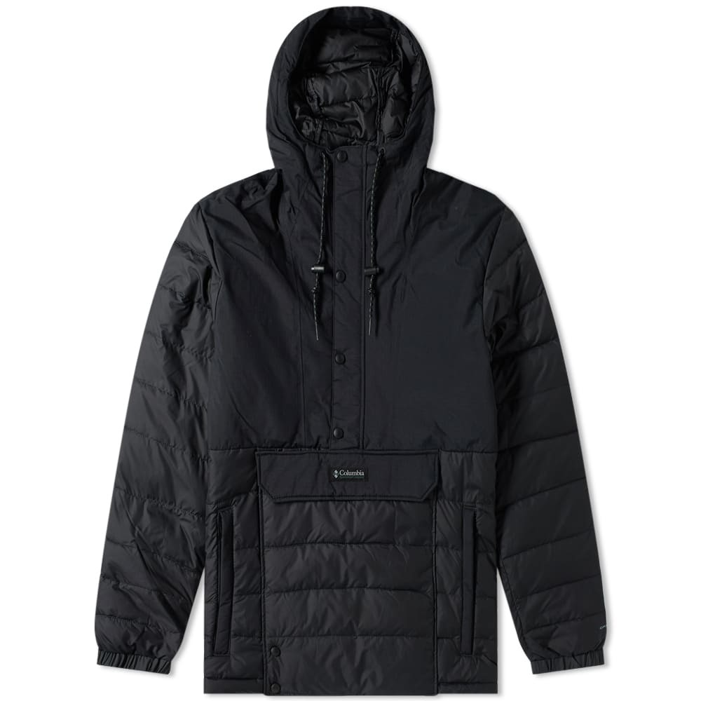Photo: Columbia Norwester II Pullover Jacket Black