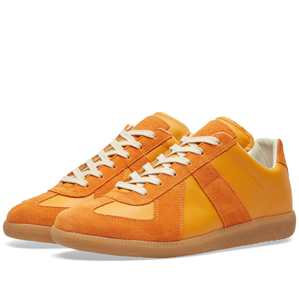 Photo: Maison Margiela 22 Replica Low Sneaker
