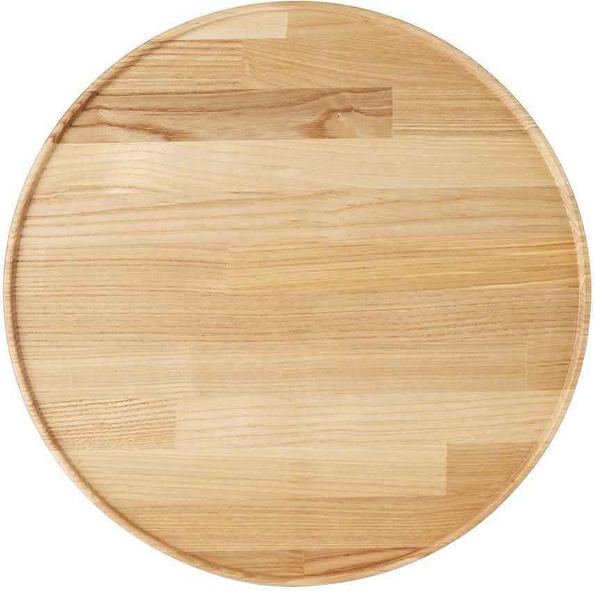 Photo: Hasami Porcelain Wood HP027 Tray