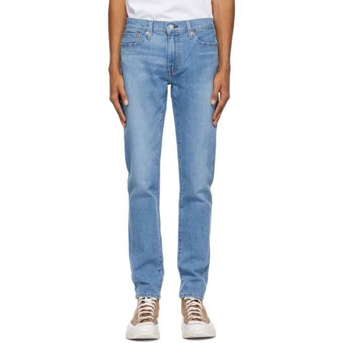 Photo: Levis Blue 511 Slim Jeans