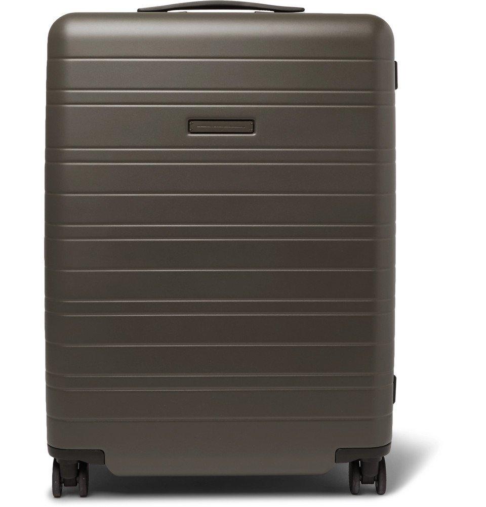 Photo: Horizn Studios - H6 64cm Polycarbonate Suitcase - Green