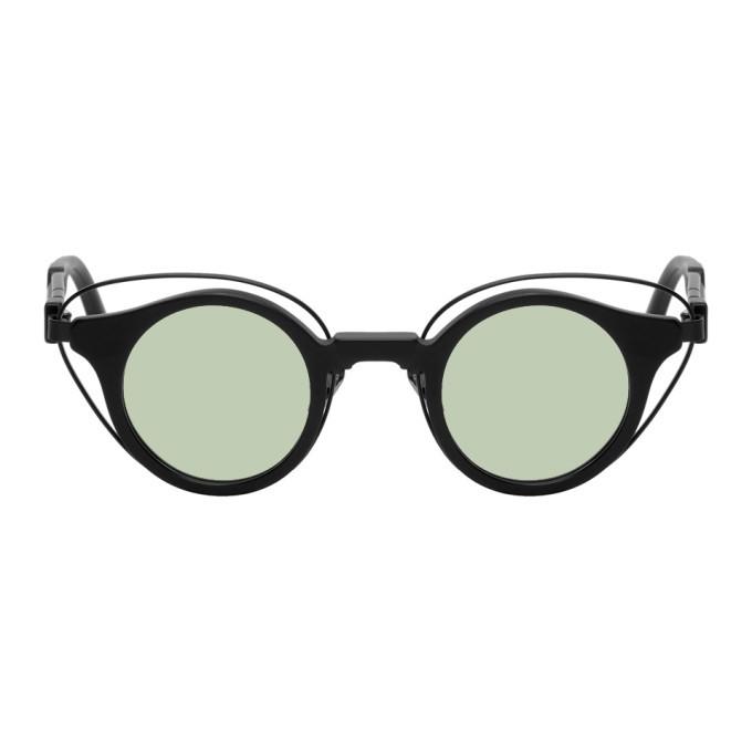 Photo: Kuboraum Black N10 BM Sunglasses