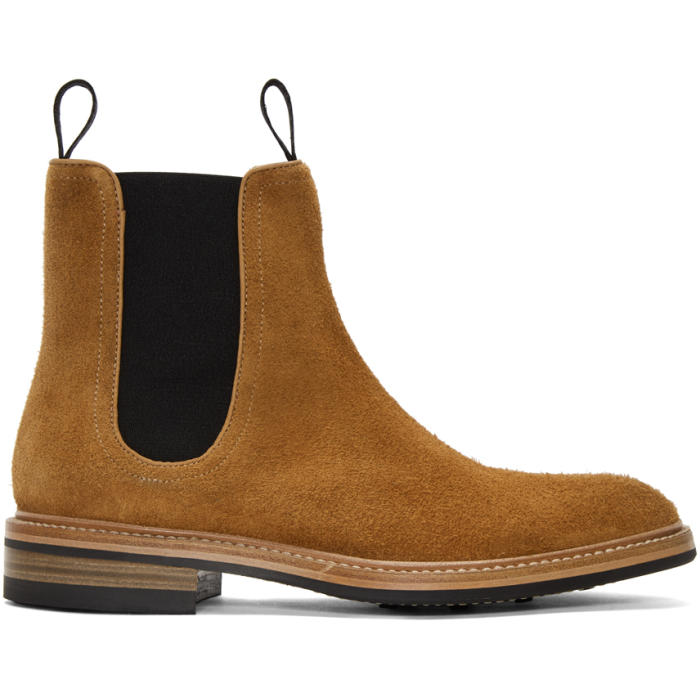 Photo: Rag and Bone Tan Spencer Boots