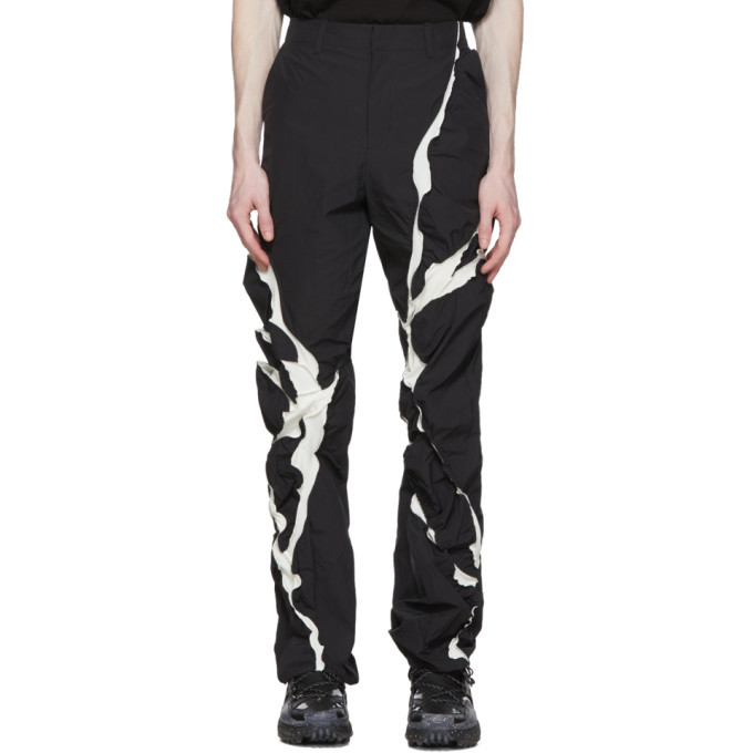 Photo: Post Archive Faction PAF Black 3.0 Left Trousers