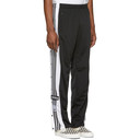 adidas Originals Black Snap Lounge Pants