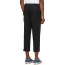 Ksubi Black Standby Trousers