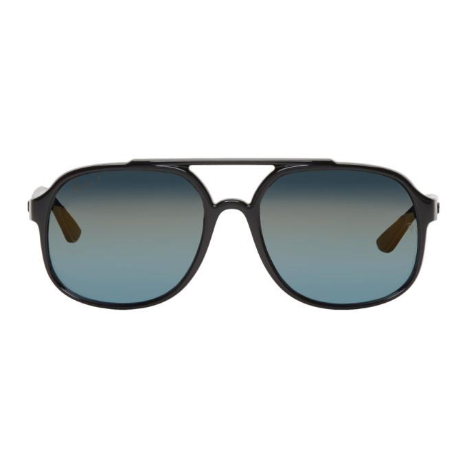 Photo: Ray-Ban Black RB4312CH Sunglasses
