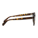 Oliver Peoples Tortoiseshell and Blue Boudreau L.A. Sunglasses