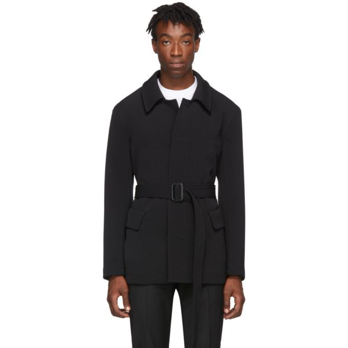Photo: Givenchy Black Tie Jacket