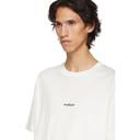 Alyx White Flag In Thorn T-Shirt