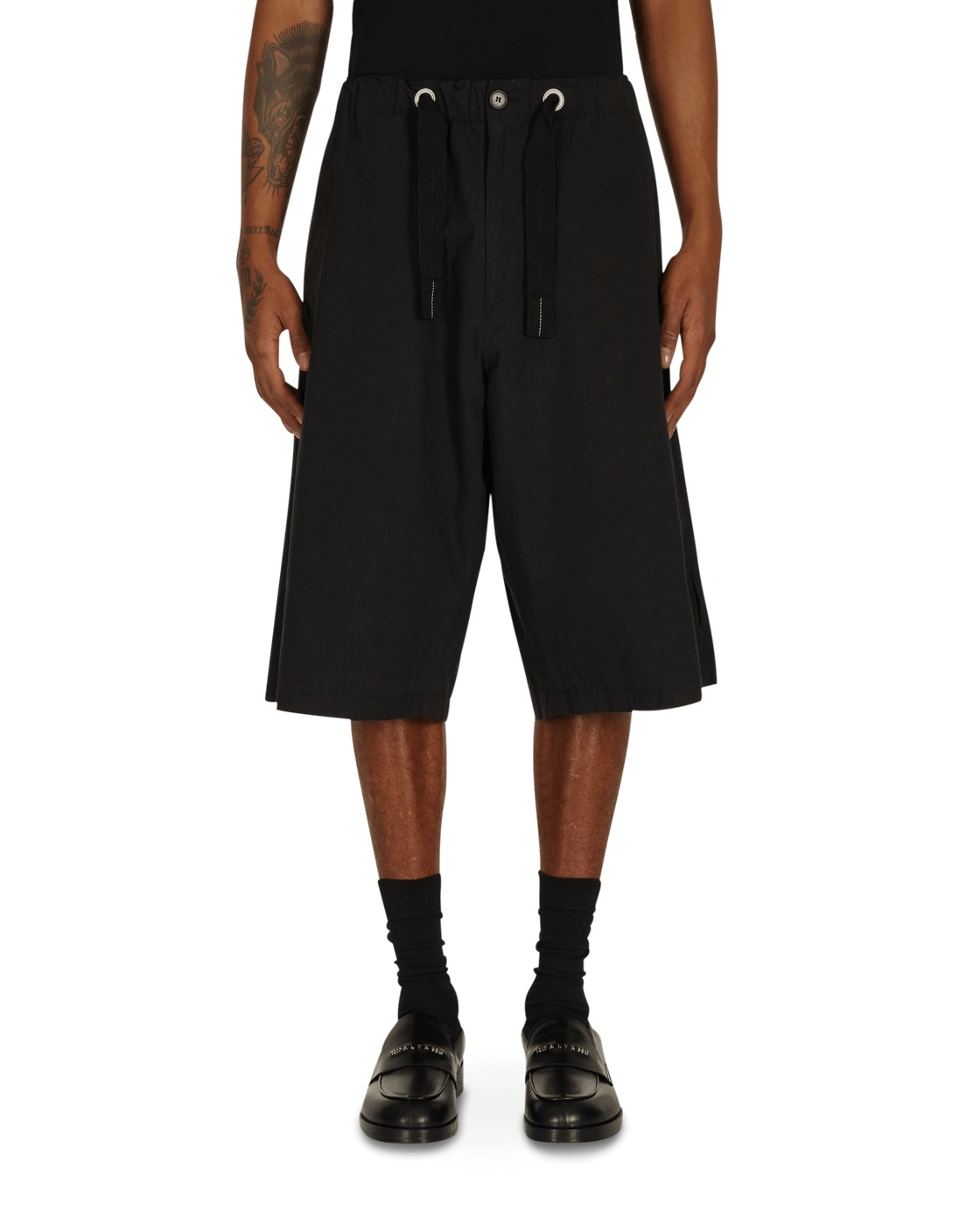 Photo: Oamc Frieze Shorts Black