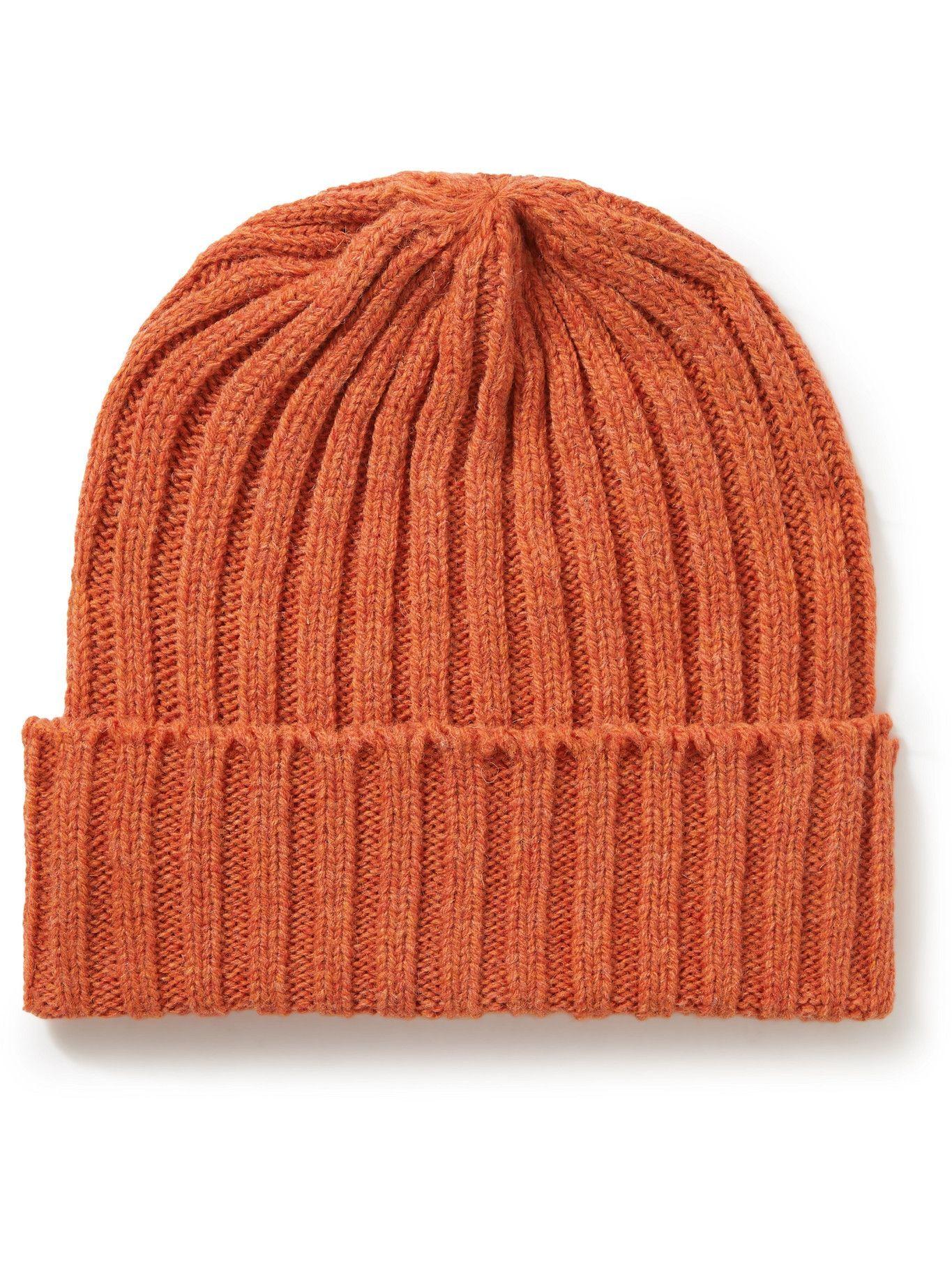 Photo: Beams Plus - Ribbed Wool Beanie