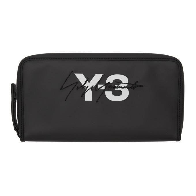 Photo: Y-3 Black TRVL Wallet