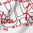 Martine Rose - Logo-Print Cotton-Jersey T-Shirt - White