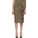 Max Mara Brown Zeno Skirt