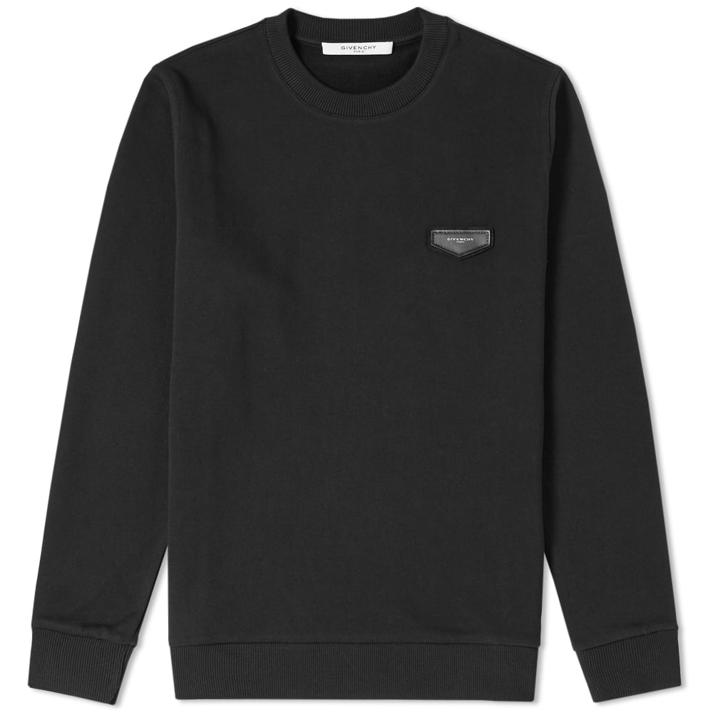 Givenchy Patch Logo Sweat