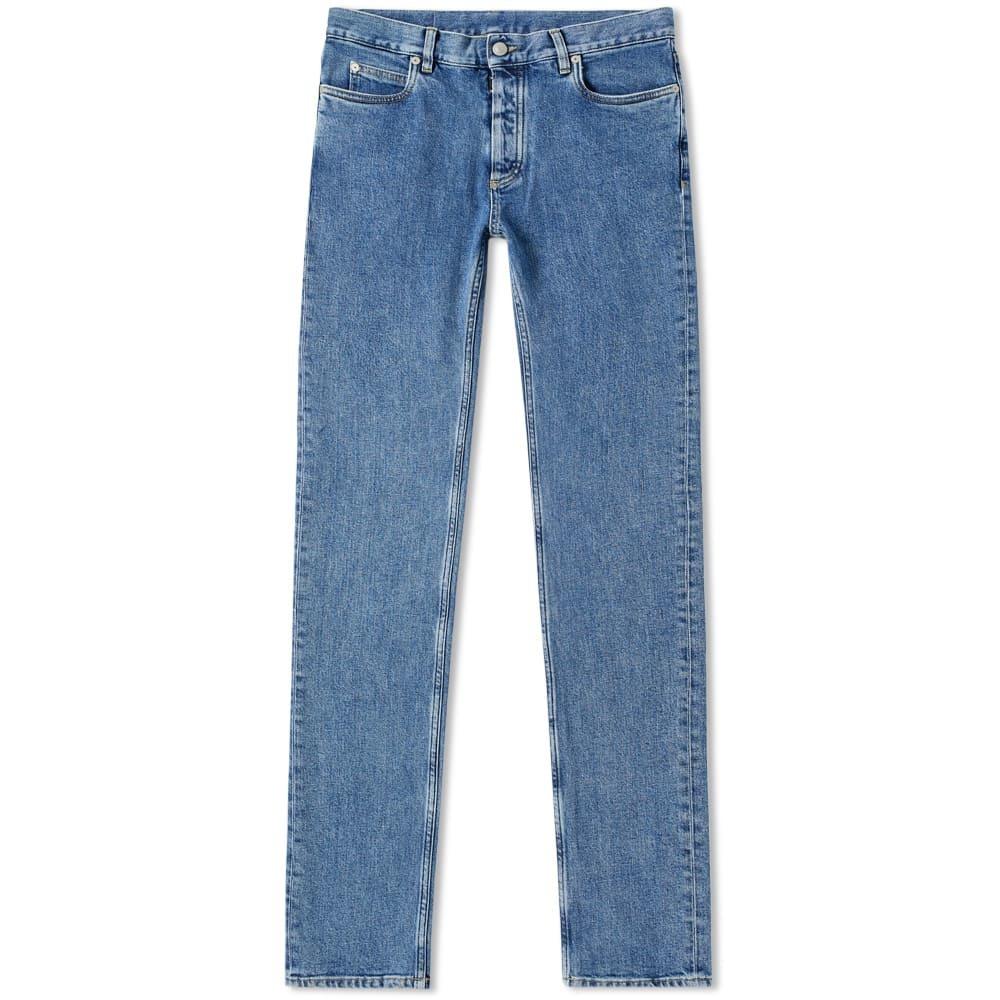 Photo: Maison Margiela 14 Slim Fit Vintage Wash Jean