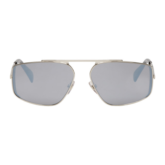 Photo: Givenchy Silver GV7127/S Sunglasses